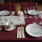 fundraising events, teas, catered