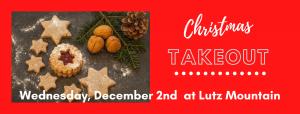 christmas takeout tea